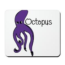 Octopus Mousepad