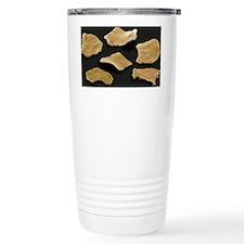 Cheek squamous cells, SEM - Travel Mug