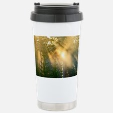 Coniferous forest - Stainless Steel Travel Mug