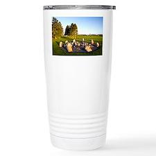Cullerlie stone circle - Travel Mug