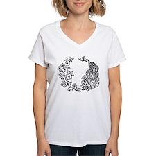 Red Dragons Tribal 4r T-Shirt
