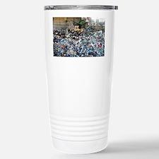 Domestic waste treatment centre - Travel Mug