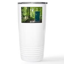 Flood monitor, UK - Travel Mug