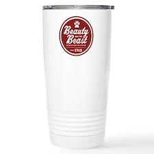 Beauty and the Beast Since 1740 Travel Mug