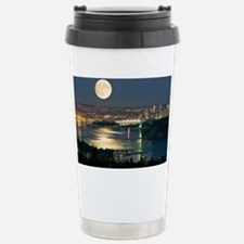 Full Moon over Vancouver - Stainless Steel Travel