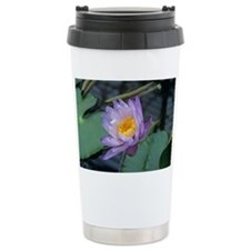 Giant water lily flower - Travel Mug