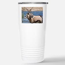 Gemsboks - Stainless Steel Travel Mug
