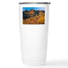 Giant Cactus (Carnegiea gigantea) - Travel Mug
