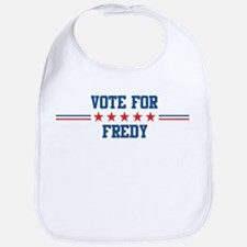 Vote for FREDY Bib