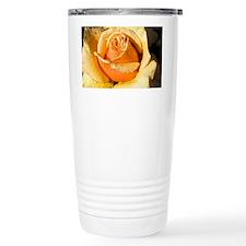 Hybrid tea rose (Rosa 'Royal Parks') - Travel Mug