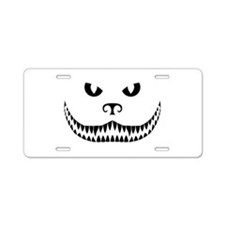 PARARESCUE - Cheshire Cat Aluminum License Plate