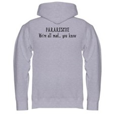 PARARESCUE - Cheshire Cat Jumper Hoody