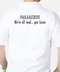 PARARESCUE - Cheshire Cat T-Shirt