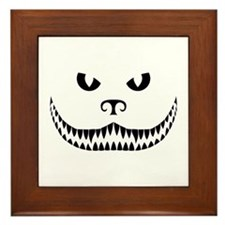 PARARESCUE - Cheshire Cat Framed Tile