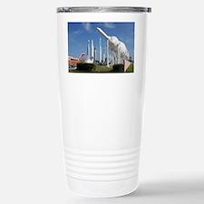 Kennedy Space Center Rocket Garden - Travel Mug