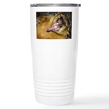 Kinkajou yawning - Travel Mug