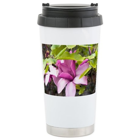 Magnolia ' Vulcan' - Stainless Steel Travel Mug