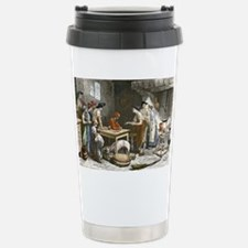 Marquis de Condorcet's last meal - Travel Mug