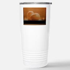 Microwave protection barrier - Travel Mug