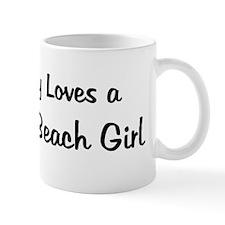 Gleneden Beach Girl Mug