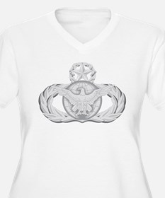 security-stylized command Plus Size T-Shirt