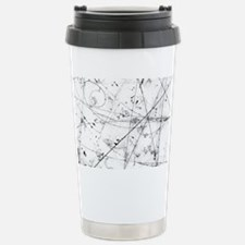 Neutrino particle interaction event - Travel Mug