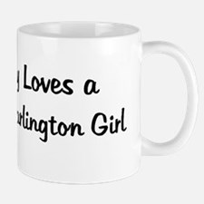 Brentwood-Darlington Girl Mug