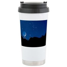 Night sky - Travel Mug