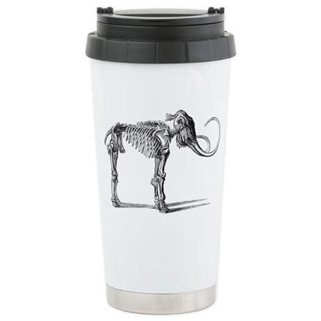 Oncoul Mammoth, 19th century artwork - Stainless S