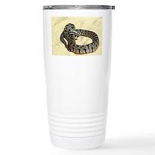 Palestinian viper - Travel Coffee Mug