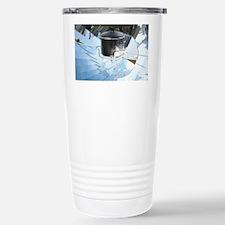 Parabolic solar cooker - Travel Mug