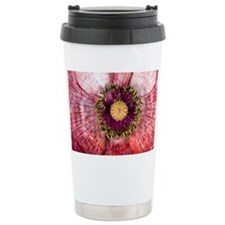 Poppy (Papaver) - Travel Mug