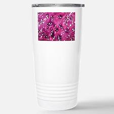 Red bone marrow, light micrograph - Travel Mug