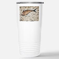 Roman mosaic - Travel Mug