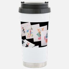 Rorshach Inkblot Test - Travel Mug
