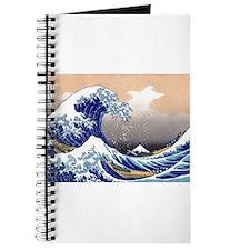 The Great Wave off Kanagawa Journal