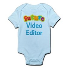 Future Video Editor Infant Bodysuit