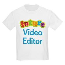 Future Video Editor T-Shirt