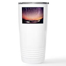 Star trails - Travel Coffee Mug