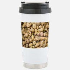 Sprouting potatoes - Stainless Steel Travel Mug