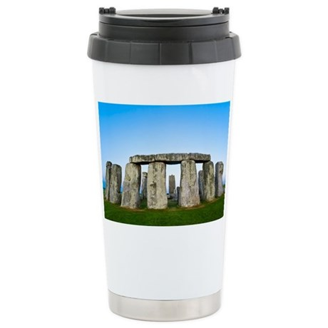 Stonehenge - Stainless Steel Travel Mug