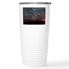 Star trails - Travel Mug
