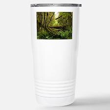 Temperate rainforest - Travel Mug