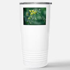 Tomato plant flowers - Travel Mug
