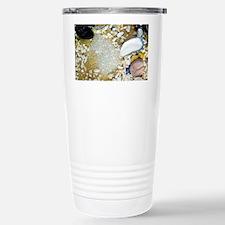 Turbot concealed in sand - Travel Mug