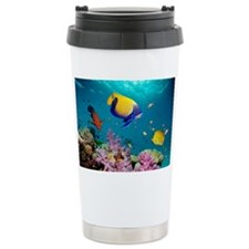 Tropical reef fish - Travel Mug