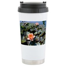 Water lily (Nymphaea sp.) - Travel Mug