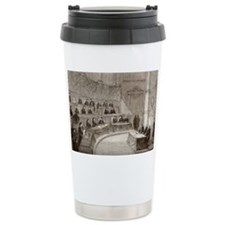Volta at the French Academy - Travel Mug