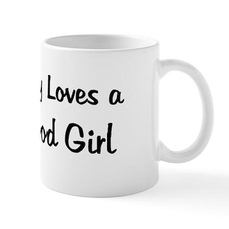 Deadwood Girl Mug