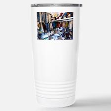 Wool shop, Iran - Stainless Steel Travel Mug
